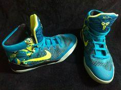 timeless design 802c7 3f0e7 Nike 636602-003 Kobe 9 IX Elite
