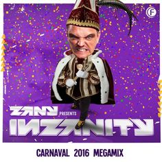 Zany - InZanity Carnaval 2016 Megamix by Zany on SoundCloud - Cool mix for Party Freak and overall feeling is fun :) #music