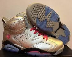outlet store f6969 c4c46 Air Jordan Retro 6 Gold Black Coupon Code Air Jordan Vi, Air Jordan Shoes,
