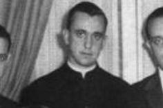 Jorge Bergoglio seminarian