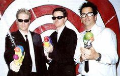Dexter, Greg, and Noodles