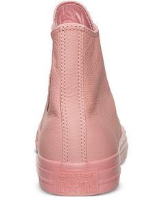 size 40 99664 356e2 Converse Women s Chuck Taylor Hi Pastel Leather Casual Sneakers from Finish  Line   macys.com