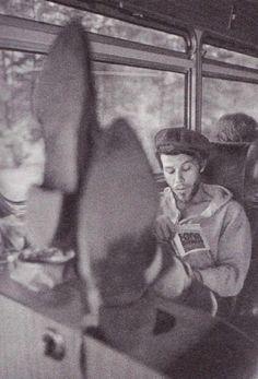 Tom Waits Photo by Michael Dobo.