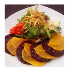 Check out Green Living's recipes for Cilantro Jalapeño Edamame Hummus and Roasted Beet Salad!