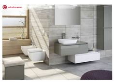 Make your dream #bathroom a reality with the highest quality #TurkishCeramics