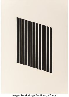 Prints:Contemporary, Donald Judd (1928-1994). Untitled, 1974. Aquatint on wovepaper. 35-1/4 x 23-1/8 inches (89.7 x 58.7 cm) (image). 41-7/8...