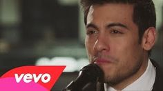 carlos rivera si te vas en vivo - YouTube