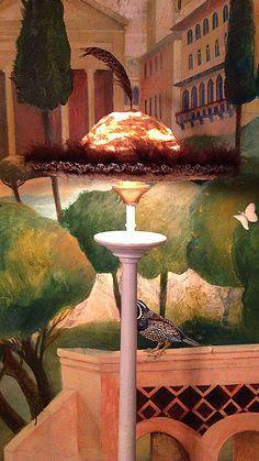 Lampenkapje/Lampshade Bonnet karenina serie les door MargrietThissen