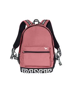 Campus Backpack - PINK - Victoria s Secret Pink Backpacks 04705159550db