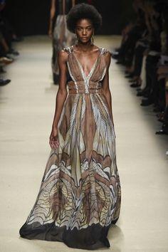 Alberta Ferretti ready-to-wear spring/summer '16: