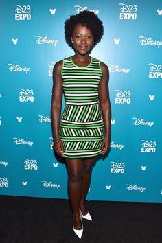 20 vestidos da Lupita Nyong'o que você poderia usar