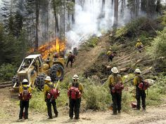 Forecast puts western Montana firefighters on edge as restrictions take effect. PHOTO BY TOM BAUER/Missoulian
