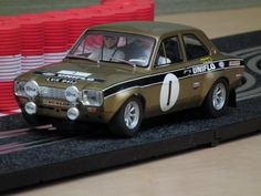 Scalextric Ford Escort