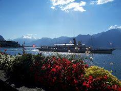 My home, Lac Leman, Switzerland