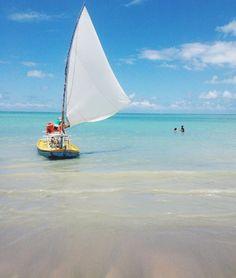 Praia de Pajuçara, Maceió, Alagoas - Brazil