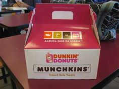 Image detail for -dunkin' donuts munchkins   Flickr - Photo Sharing!