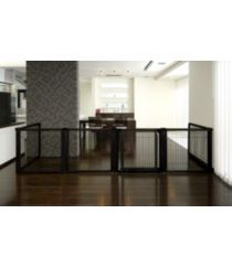 Richell Convertible Elite 6 Panel Pet Gate