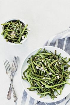 Tamari green beans s Clean Eating Recipes, Healthy Dinner Recipes, Vegan Recipes, Healthy Eating, Healthy Food, Easy Recipes, Vegan Cookbook, Healthy Cat Treats, Healthy Living Magazine