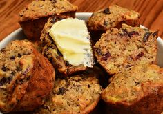 Banana-Chocolate Chip Muffins recipe - 167 calories
