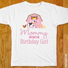 Cowgirl Birthday, Farm Birthday, First Birthday Parties, 1st Birthdays, Birthday Bash, Birthday Ideas, Construction Birthday Parties, Construction Party, Birthday Shirts