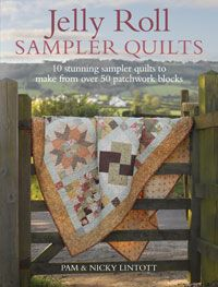 Jelly Roll Sampler Quilts from ShopFonsandPorter.com