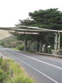 Great Ocean Road Victoria - my grandfather helped build this road after the first World War and later operated the toll gate at Cathedral Rock (the toll gate is no longer there) Australia Day, Victoria Australia, Australia Travel, Melbourne Australia, Places Around The World, Around The Worlds, Wonderful Places, Beautiful Places, Living In Adelaide