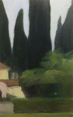 Maria Levinge Irish Art, Dublin, Contemporary, Gallery, Christmas, Painting, Xmas, Roof Rack, Painting Art