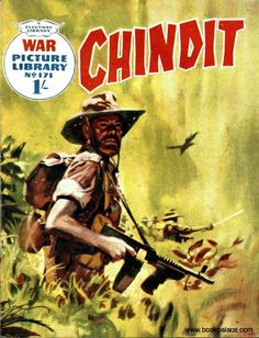 War Picture Library No.171- Chindit