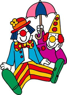 happy clown clip art happy clowns free download clip art free rh pinterest co uk free circus clipart free clipart circus animals