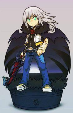 Riku - Kingdom Hearts II