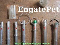 Foto: EngatePet - Ideia para facilitar a montagem e a desmontagem de estruturas…