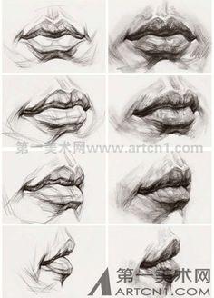 9 Zeichen vorlagen MUND Art Practice