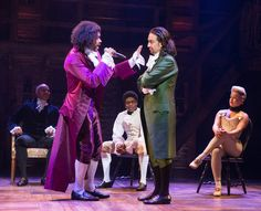 """Hamilton,"" ""An American in Paris"" and ""Eclipsed"" are among the highlights."