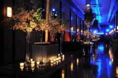 Party On! Nashville's Best Event Spaces | StyleBlueprint | Frist Center for the Visual Arts mentioned.