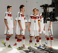 """The German national team is """"ready as never before"""" to be victorious at this year's World Cup."""
