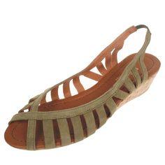La Garconne | www.onyva.ch Gladiator Sandals, Wedges, Shoes, Fashion, Branding, Moda, Shoes Outlet, Fashion Styles, Shoe