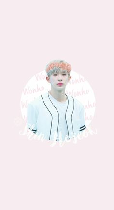 Wallpaper - MONSTAX (Wonho)
