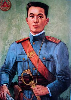 : General Emilio Aguinaldo - the first President of the Philippines during the time of the Philippine-American War: Emilio Aguinaldo, Leaves Wallpaper Iphone, President Of The Philippines, Jungle Theme Birthday, Happy Anniversary Wishes, Filipiniana, Veterans Affairs, American War, Girl Short Hair