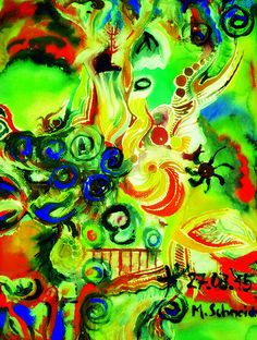 Multiversum Nr. 9 | von Totan Brangassivo Drake