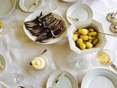 Matjes: klassisch mit Kartoffeln und Butter ❤️
