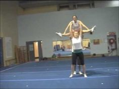 Easy to learn cheerleading dance routines step