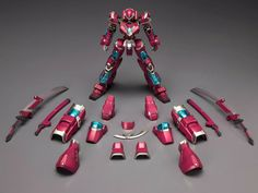 MECHA GUY: Frame Arms: NSG-Z0/D Magatsuki [Limited Edition] - New Images Plastic Model Kits, Plastic Models, Frame Arms, Custom Gundam, Hobby Shop, New Image, Action Figures, Cool Designs, Character
