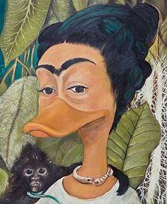 Mit ihrer Mischung aus selbstbewusster Erotik und kaum unterdrückter Traurigkeit entwickelte sich Kahla Kerbel zur Ikone feministischer Enten