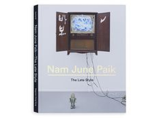 "Nam June Paik The Late Style Catalogue Produced in 2015 on the occasion of the exhibition ""Nam June Paik: The Late Style"" at Gagosian Gallery Hong Kong  Text by John G. Hanhardt  9 3/4 × 12 1/4 inches (24.8 × 31.1 cm); 222 pages; Fully illustrated  Designed by Goto Design, New York; Printed by The Avery Group at Shapco Printing, Minneapolis; Distributed by Rizzoli International Publications, Inc. in association with Gagosian Gallery  Weight: 2 lb. 13 oz."
