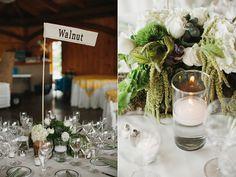 woodsy wedding ideas // via ruffledblog.com