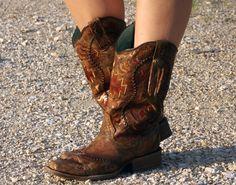 How to wear cowgirl boots // XO, Maci