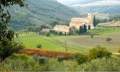 Sant'Antimo, Tuscany