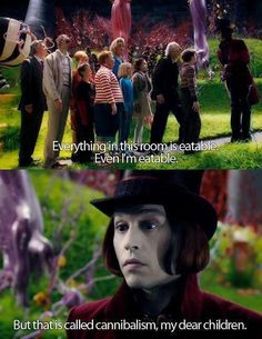 Charlie And The Chocolate Factory - Johnny Depp ❤️