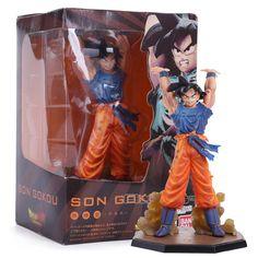 """6.8"""" Figuarts zero Anime Dragon Ball Z Son Goku Genki dama Spirit Bomb PVC Action Figure Collection Toy"""