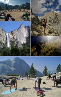 Want to go so bad! AcroYoga in Yosemite